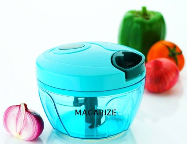 MACARIZE Tornado Quick Chopper Vegetable & Fruit Chopper