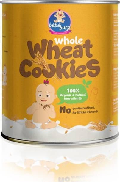 bebe burp Whole Wheat Cookies
