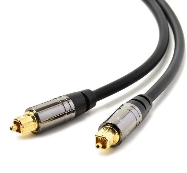 Digital Toslink Optical Fiber Audio Splitter Cable Adapter For HDTV,DVRs Blu-Ray