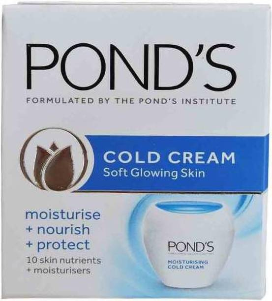 PONDS Baby Soft, Smooth Glowing Skin Cold Cream For All