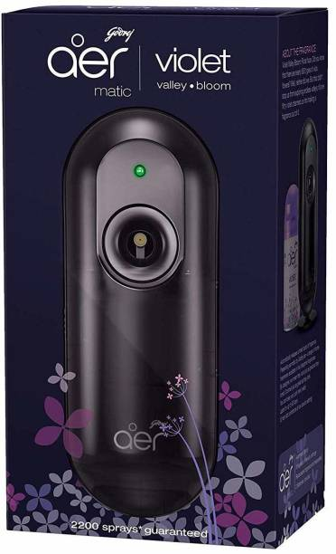 Godrej Aer Violet Valley Bloom Automatic Spray