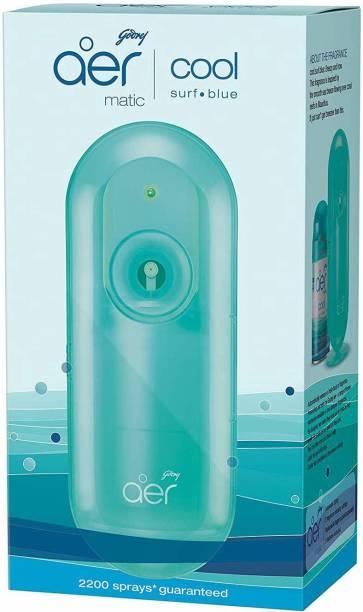 Godrej Aer Cool Surf Blue Automatic Spray