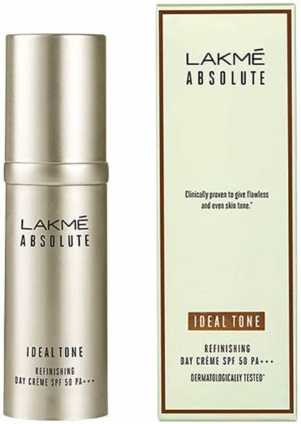 Lakmé Absolute Ideal Tone Refinishing Day Crème SPF 50 PA+++