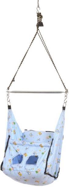 Faburaa Delight Swing/Jhula for Baby,Kids Cotton Small Swing