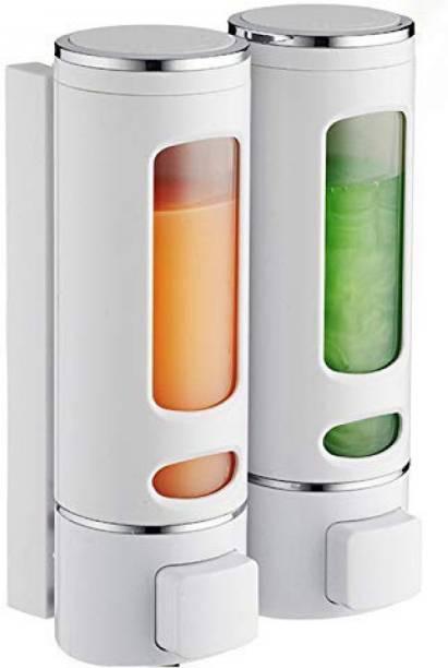 Supreme Bazaar Premium Quality Wall Mount Soap Dispenser 400 ml Gel, Lotion, Foam, Conditioner, Soap, Shampoo Dispenser
