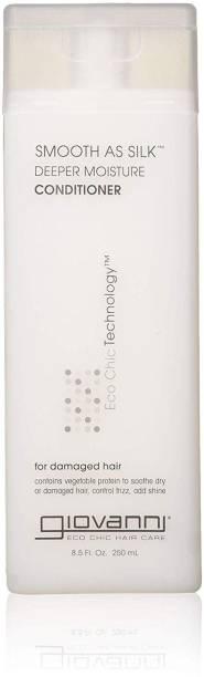 Giovanni COSMETICS - Eco Chic Smooth as Silk Shampoo & Conditioner