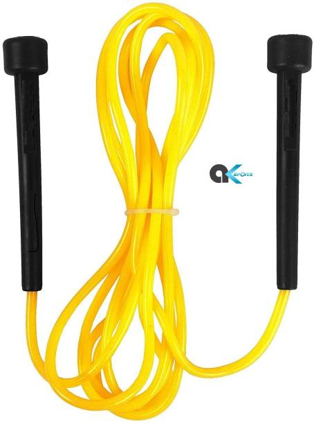 A.K Plastic Handle Jump Speed Rope Freestyle Skipping Rope