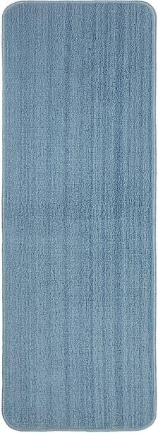 Saral Home Blue 120 cm Table Runner