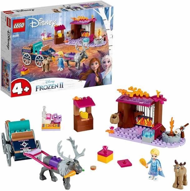 LEGO 41166 Frozen 2 Elsa's Wagon Adventure