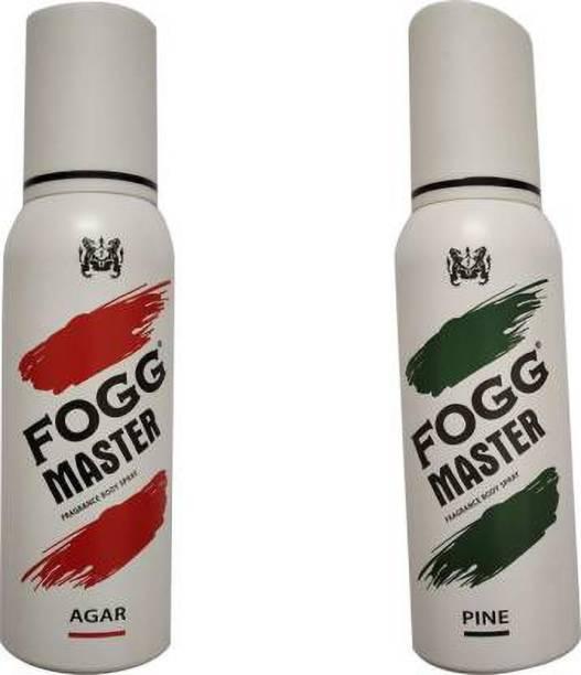 FOGG Fog Master Perfume Body Spray  -  For Men & Women