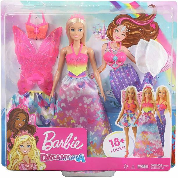 BARBIE Dress-Up Gift Set