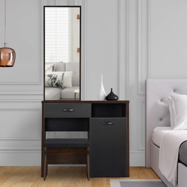 Zuari by Forte Valletta Engineered Wood Dressing Table