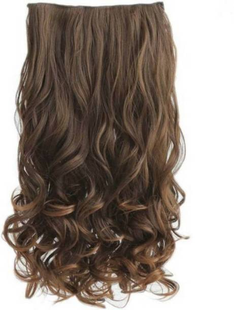 Styllofy Styllfy  Extension_22 Inch Brown Hair Extension