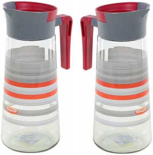 NAYASA 1.5 L Water KITIKIN Superplast TAZIO Plastic Water Jug Jug