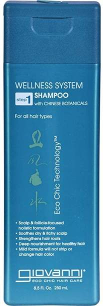 Giovanni Wellness System Shampoo