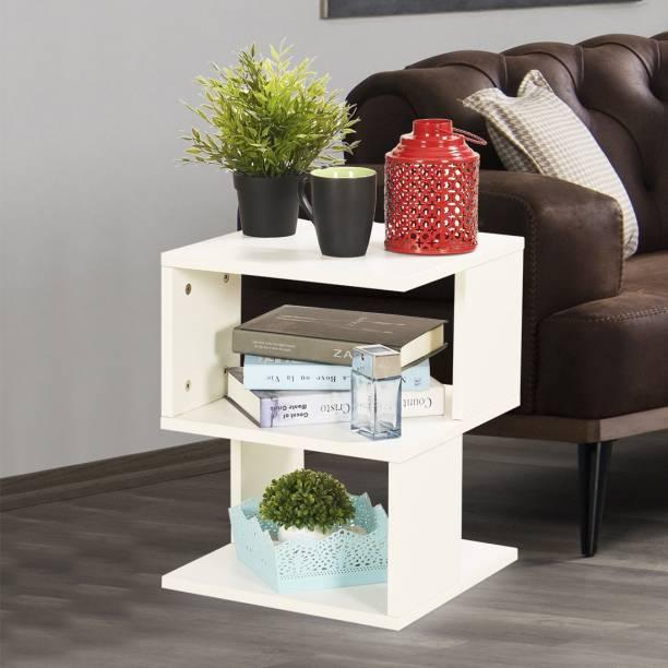 4Homez Rilamo Multipurpose Engineered Wood Bedside Table