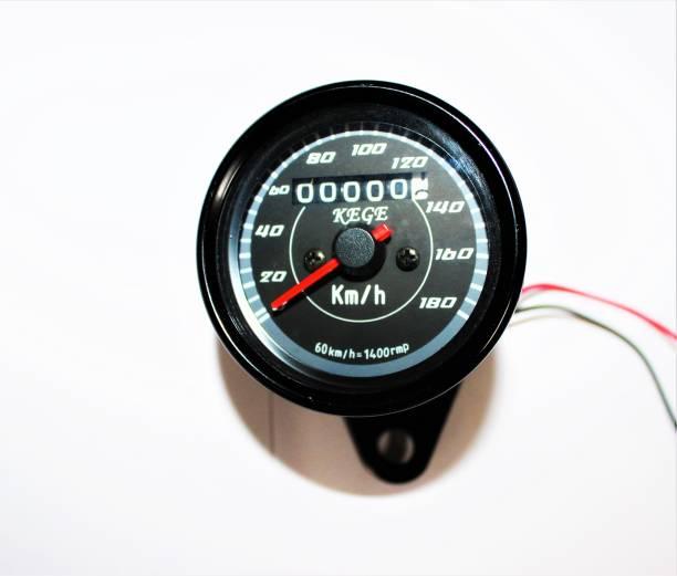 acube mart universal speedometer Analog Speedometer