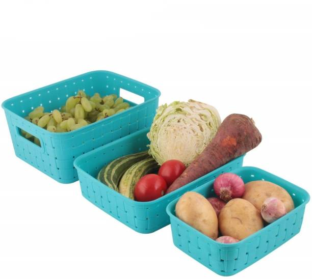MACARIZE Smart Utility Ruff & Tuff Storage Basket Storage Basket