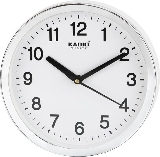 Kadio Analog 20 cm X 20 cm Wall Clock