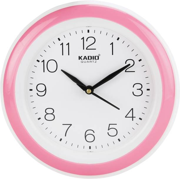 Kadio Analog 22 cm X 22 cm Wall Clock