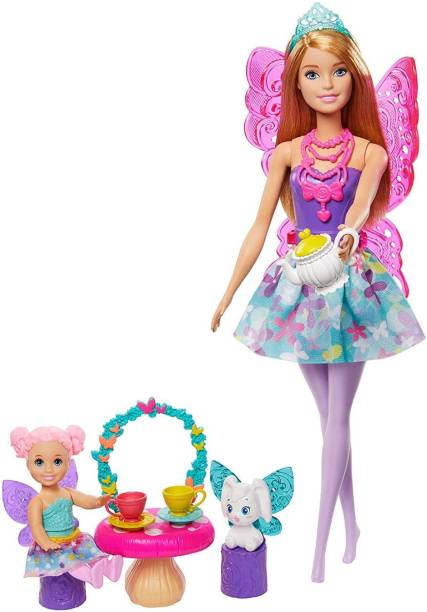 BARBIE Fantasy Playset 1
