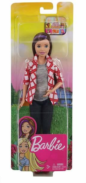 BARBIE Sisters Stacie Sports Doll