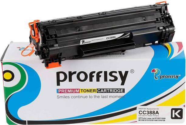 proffisy For HP 88A M1136 Laserjet Printer Toner Cartridge Black Ink Cartridge