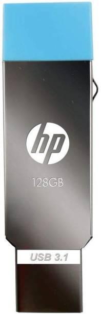 HP HPFD302M-128 128 GB OTG Drive