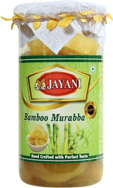 JAYANI HOMEMADE BAMBOO(BANS) MURABBA Bamboo Murabba