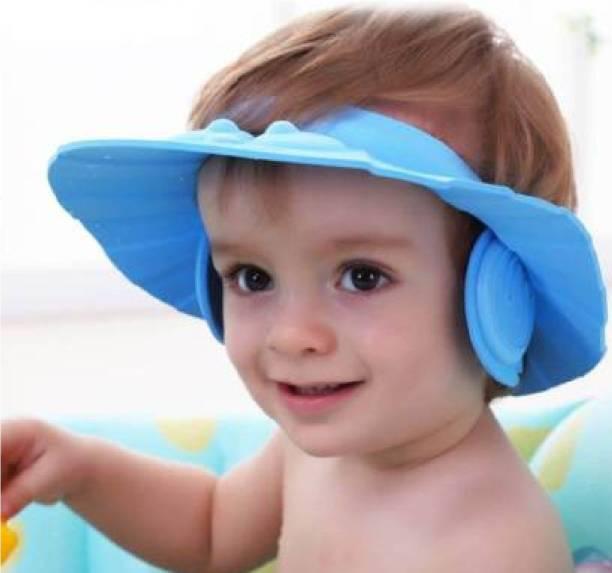 avnish Baby Hat For Toddler & Kids Child Shampoo Bath Shower Soft Cap
