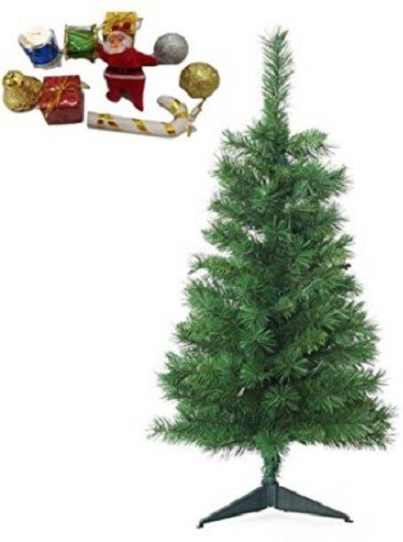 dollar store Pine 30.5 cm (1.0 ft) Artificial Christmas Tree