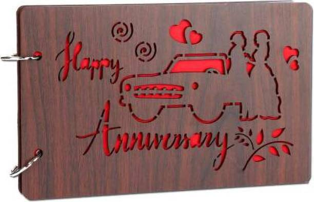 Naraniya Creation Happy Anniversary Love Album