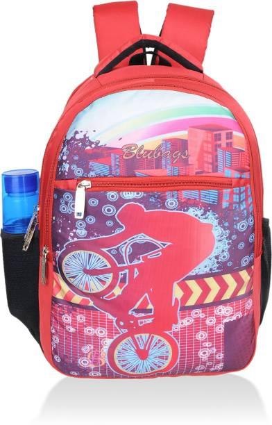blubags Digital printed casual backpack 36L 36 L Backpack