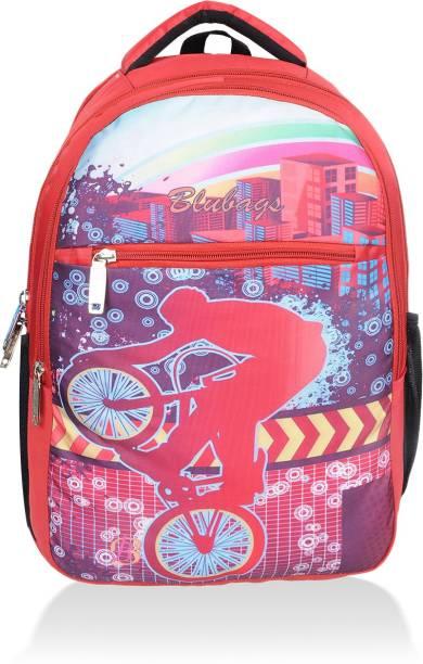 blubags Digital printed school backpack for Girls & Boys Waterproof Backpack