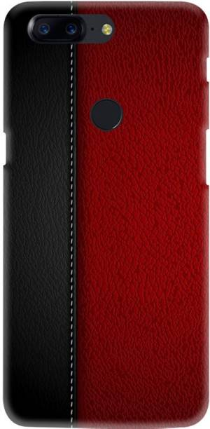 LEEMARA Back Cover for OnePlus 5T (A5010) - Leather Print