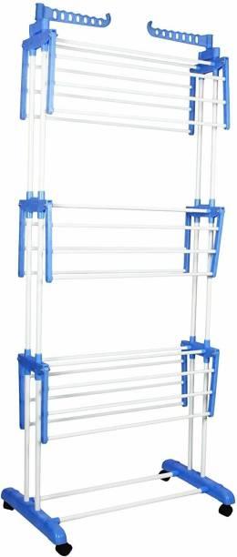 TNC Steel Floor Cloth Dryer Stand B2 MS 01