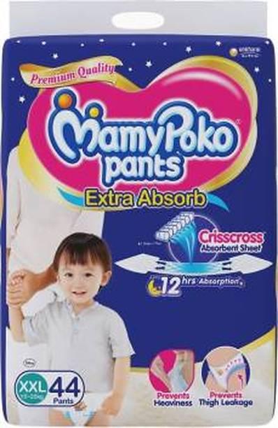 MamyPoko Extra Absorb 12 Hrs Size-XXL - XXL