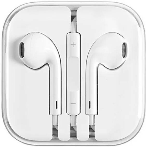 pervious Wired Earphones with mic Light-weight and tangle free earphones Wired Headset