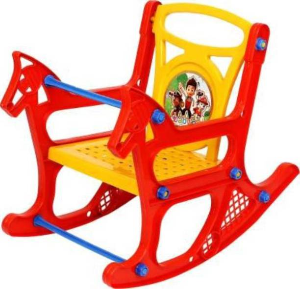 Baby Pa Plastic Rocking Chair