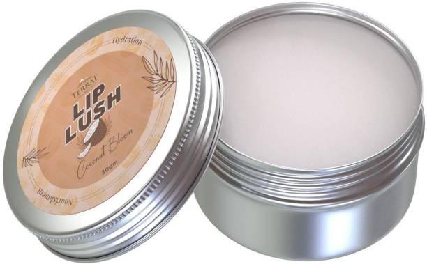Terrai Moisturising Natural Repair/Lip Balm with Shea Butter and Coconut Oil Coconut, Shea Butter