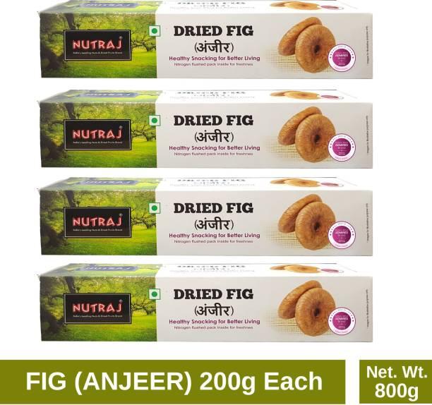Nutraj Dried Fig (Anjeer) 800g Figs