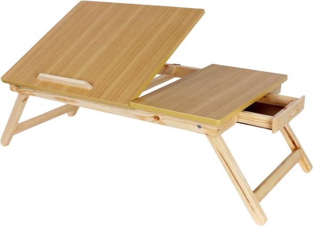 Homeeva Wood Portable Laptop Table