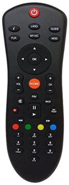 Dish TV orginal set top box remote Remote DTH Settopbox Remote Controller
