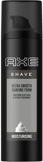 AXE Ultra Smooth Shaving Foam