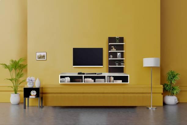 METSMITH Ventino Engineered Wood TV Entertainment Unit