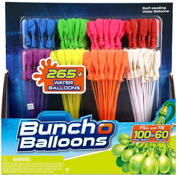 Quit-X Solid ® Bunch O Balloons – Instant Water Balloons Balloon