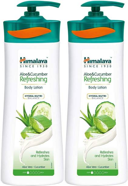 Himalaya Herbals ALOE & CUCUMBER BODY LOTION