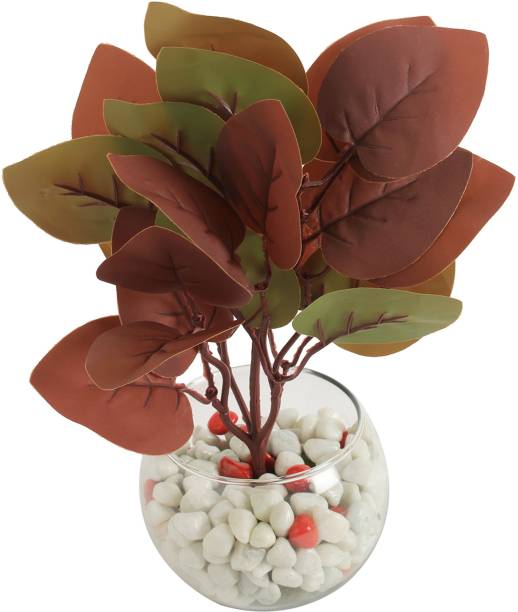 TIED RIBBONS Wild Artificial Plant  with Pot