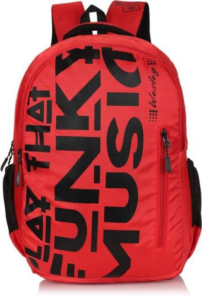 Wesley RHYTHM Waterproof School Bag