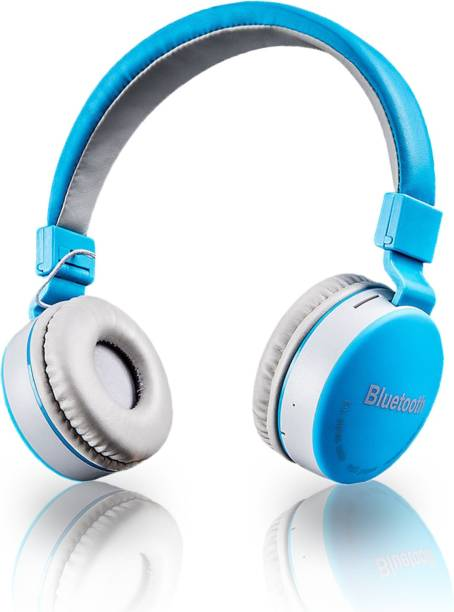 Xbuzz MS-881B Foldable Stereo Gaming Earphones Wireless Headphones Bluetooth without Mic Headset